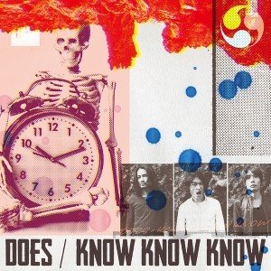 DOES/KNOW KNOW KNOW<CD+DVD>(初回生産限定盤)20160302|wondergoo