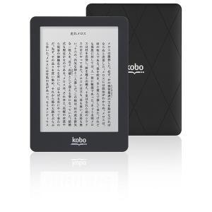 【大特価】kobo Glo(コボ グロー)ブラックナイト N613-KJP-B<電子書籍リーダー>[Z-8542]|wondergoo