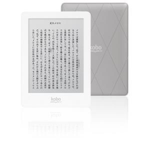 【大特価】kobo Glo(コボ グロー)シルバースター N613-KJP-S<電子書籍リーダー>[Z-8542]|wondergoo