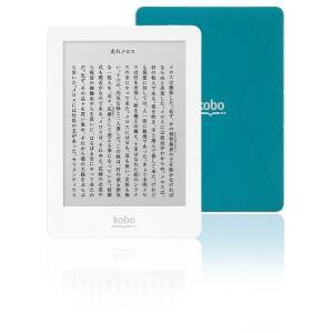 【大特価】kobo Glo(コボ グロー)ブルームーン N613-KJP-U<電子書籍リーダー>[Z-8542]|wondergoo