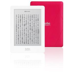 【大特価】kobo Glo(コボ グロー)ピンクサンセット N613-KJP-P<電子書籍リーダー>[Z-8542]|wondergoo