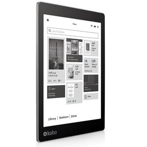 Kobo Aura ONE Black<電子書籍リーダー>N709-KJ-BK-S-EP|wondergoo