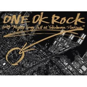 "ONE OK ROCK/ONE OK ROCK 2014 ""Mighty Long Fall at Yokohama Stadium""<DVD>(初回限定プレス仕様)20150429|wondergoo"