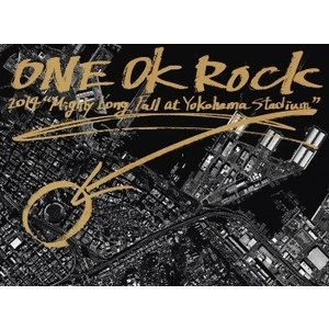 "ONE OK ROCK/ONE OK ROCK 2014 ""Mighty Long Fall at Yokohama Stadium""<Blu-ray>(初回限定プレス仕様)20150429|wondergoo"