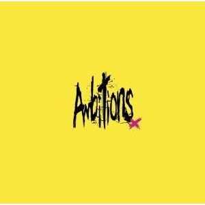 ONE OK ROCK/Ambitions<CD+DVD>(初回限定盤)20170111|wondergoo