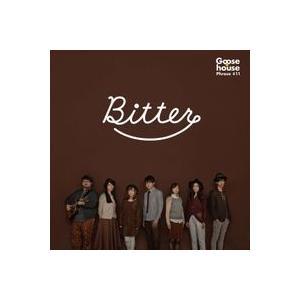 ☆☆【オリ特付】Goose house/Bitter<CD>[Z-3637]20150225|wondergoo