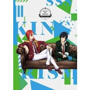 TVアニメ/KING OF PRISM -Shiny Seven Stars- 第1巻<DVD>20190628|wondergoo
