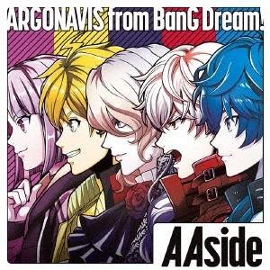 【オリジナル特典付】ARGONAVIS from BanG Dream!/Aaside<CD>(通常盤)[Z-10500]20210203|wondergoo