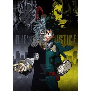 【オリ特付】僕のヒーローアカデミア One's Justice<Switch>[Z-7350・7351]20180823|wondergoo