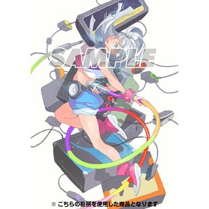 【LISTENERS】アクリルボード(B5)キービジュアル<グッズ> wondergoo