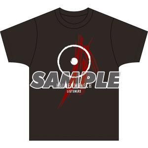 【LISTENERS】オリジナルTシャツ(Tr.2 Halber Mensch)<グッズ>|wondergoo