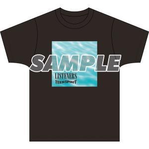 【LISTENERS】オリジナルTシャツ(Tr.4 Teen Spirit)<グッズ> wondergoo