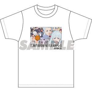 【LISTENERS】オリジナルTシャツ(Tr.13 Tomorrow Never Knows)<グッズ>|wondergoo
