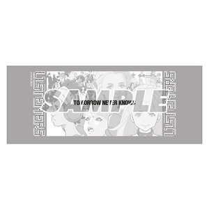 【LISTENERS】オリジナルタオル(Tr.13 Tomorrow Never Knows)<グッズ> wondergoo