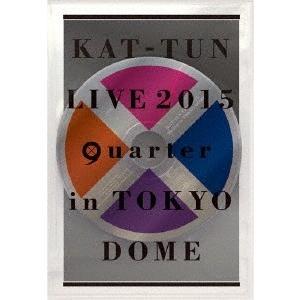 "KAT-TUN/KAT-TUN LIVE 2015""quarter""in TOKYO DOME<2DVD>(通常盤)20151014 wondergoo"
