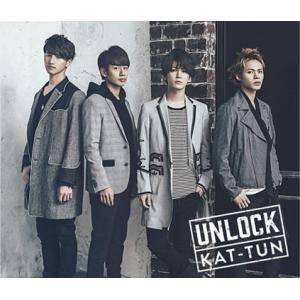 ■特典終了■KAT-TUN/UNLOCK<CD>(通常盤)20160302|wondergoo