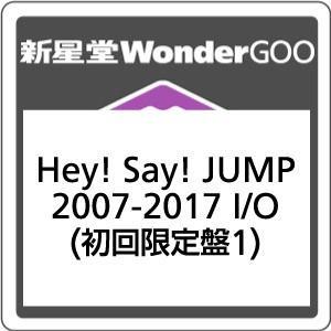 Hey!Say!JUMP/Hey!Say!JUMP 2007-2017 I/O<2CD+DVD>(初回限定盤1)20170726|wondergoo