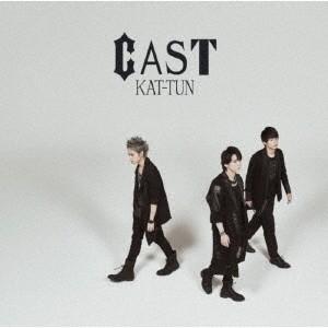 KAT-TUN/CAST<CD+DVD>(初回限定盤2)20180718|wondergoo