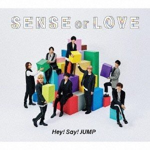 Hey! Say! JUMP/SENSE or LOVE<CD>(通常盤/初回プレス)20180822|wondergoo