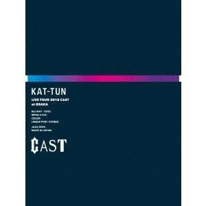 ●KAT-TUN/KAT-TUN LIVE TOUR 2018 CAST<2Blu-ray>(完全生産限定盤)20190417|wondergoo