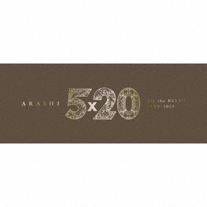 嵐/5×20 All the BEST!! 1999-2019<4CD+DVD>(初回限定盤1)20190626|wondergoo