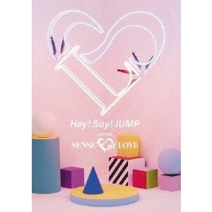 Hey!Say!JUMP/Hey! Say! JUMP LIVE TOUR SENSE or LOVE <2DVD>(通常盤)[Z-8511]20190724|wondergoo