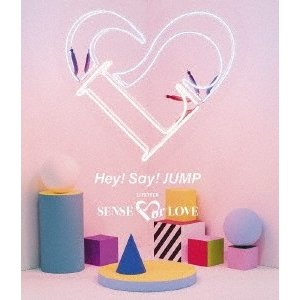 Hey!Say!JUMP/Hey! Say! JUMP LIVE TOUR SENSE or LOVE <Blu-ray>(通常盤)[Z-8511]20190724|wondergoo