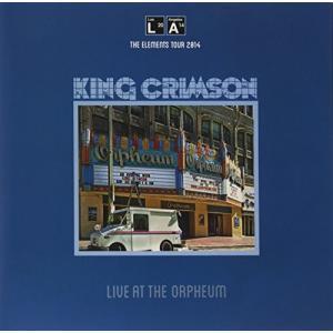 ◎キング・クリムゾン/ライヴ・アット・オルフェウム<アナログ盤>(完全限定生産盤)20150218 wondergoo