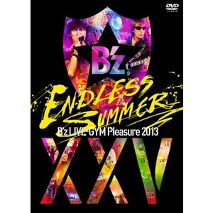 B'z/B'z LIVE-GYM Pleasure 2013 ENDLESS SUMMER -10105 BEST- 完全盤<DVD>|wondergoo