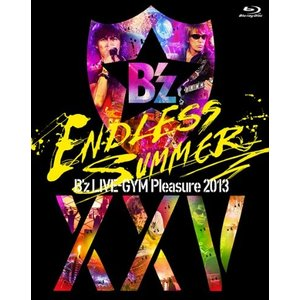 B'z/B'z LIVE-GYM Pleasure 2013 ENDLESS SUMMER -10105 BEST- 完全盤<Blu-ray>|wondergoo