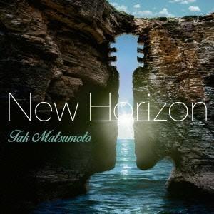 Tak Matsumoto 松本孝弘(B'z)/New Horizon<CD> wondergoo