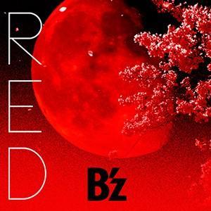 B'z/RED<CD>(通常盤)20150610|wondergoo