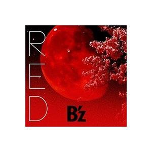 B'z/RED<CD+オリジナルリストバンド封入(REDケース仕様)>(赤盤)20150610|wondergoo