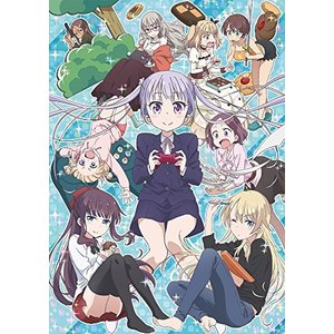 【全巻購入特典&各巻特典付】TVアニメ/NEW GAME! Lv.5<Blu-ray>[Z-5235]20170125|wondergoo