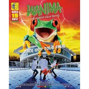 【先着特典付】WANIMA/JUICE UP!! TOUR FINAL<Blu-ray>[Z-6377]20170628|wondergoo