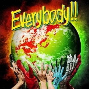 WANIMA/Everybody!!<CD>20180117|wondergoo