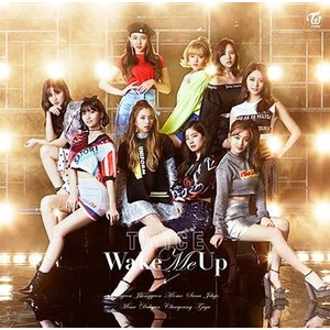 TWICE/Wake Me Up<CD>(通常盤)20180516|wondergoo