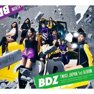 TWICE/BDZ<CD+DVD>(初回限定盤A)20180912 wondergoo