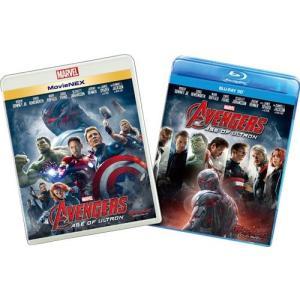 アベンジャーズ/エイジ・オブ・ウルトロン MovieNEXプラス3D<DVD+Blu-ray>(オンライン予約限定)20151104 wondergoo