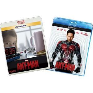 洋画/アントマン MovieNEXプラス3D<DVD+Blu-ray>(オンライン予約限定商品)20160120|wondergoo
