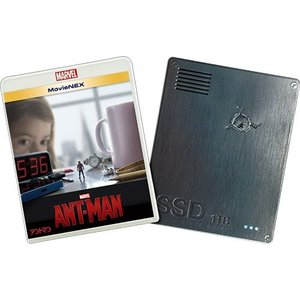 洋画/アントマン MovieNEXプラス3D[スチールブック仕様]<DVD+Blu-ray>20160120|wondergoo