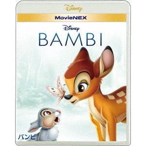◆◆<お取り寄せ商品>バンビ MovieNEX<Blu-ray+DVD>20180202|wondergoo