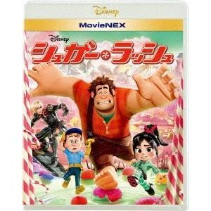 シュガー・ラッシュ MovieNEX <Blu-ray+DVD>20181205|wondergoo