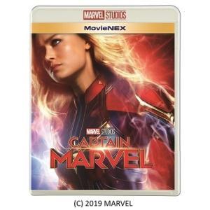 キャプテン・マーベル MovieNEX<Blu-ray+DVD>(初回仕様)20190703|wondergoo