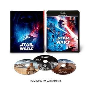 スター・ウォーズ/スカイウォーカーの夜明けMovieNEX<2Blu-ray+DVD+デジコピ+MovieNEXワールド+アウターケース>(初回版)20200429|wondergoo