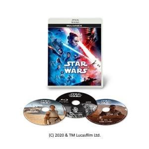 スター・ウォーズ/スカイウォーカーの夜明けMovieNEX<2Blu-ray+DVD+デジコピ+MovieNEXワールド>(通常版)20200429|wondergoo