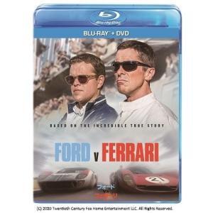 フォードvsフェラーリブルーレイ+DVDセッ<Blu-ray+DVD>20200502|wondergoo
