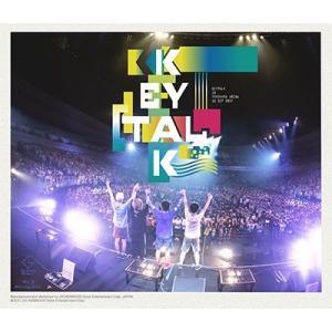 KEYTALK/横浜アリーナ ワンマンライブ 俺ら出会って10年目〜shall we dance?〜<Blu-ray>(通常盤)20171220|wondergoo