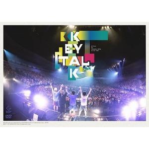 KEYTALK/横浜アリーナ ワンマンライブ 俺ら出会って10年目〜shall we dance?〜<DVD>(通常盤)20171220|wondergoo