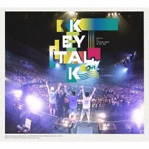 KEYTALK/横浜アリーナ ワンマンライブ 俺ら出会って10年目〜shall we dance?〜<2CD>20171220|wondergoo